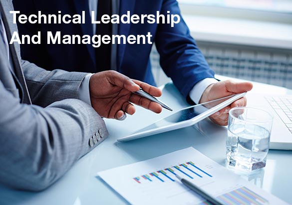 Technical Leadership And Management